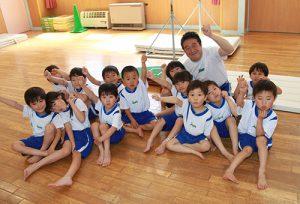 学校法人東村山町田学園 久米川幼稚園 課外教室 体操教室
